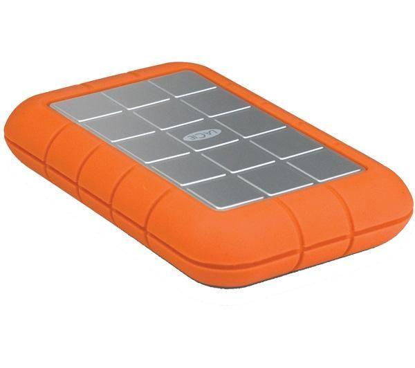 LaCie Disco rígido externo Rugged Hard Disk 500 GB USB 2.0