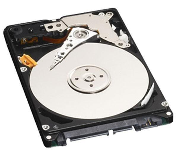 Seagate Momentus 7200.4 - G-Force - 500 GB - 7200rpm - 16 MB