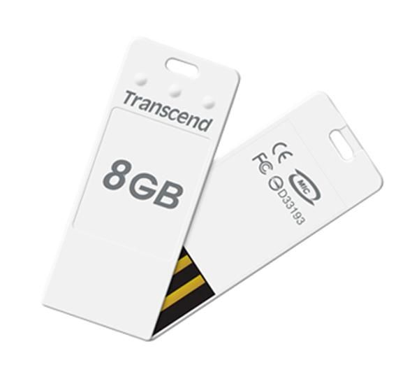 Transcend Pen USB JetFlash T3 8 GB - USB 2.0