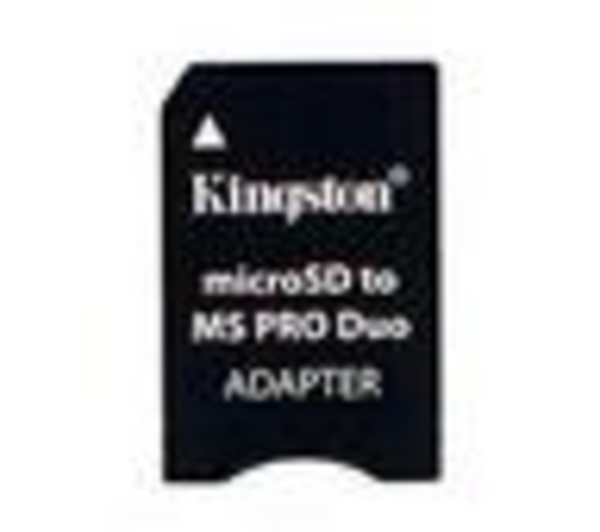 Adaptador Micro SD para MS Pro Duo