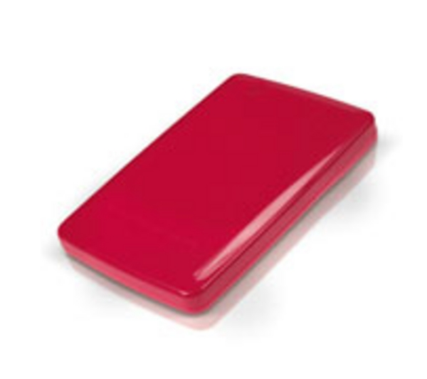 CONCEPTRONIC HARDISK USB MINI 2.5 SATA RED